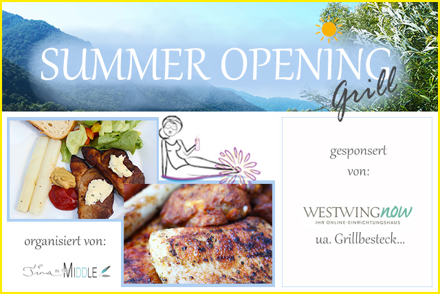 Summer Opening – Brötchensonne, Köfte, Brotsalat und Sesamringe