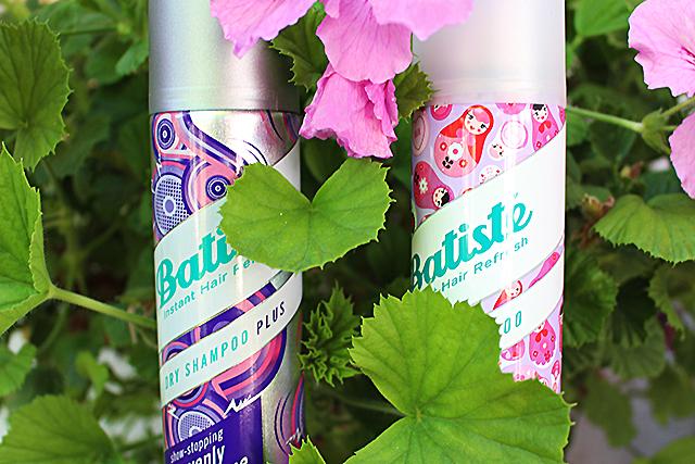 Batiste Dry Shampoo Plus