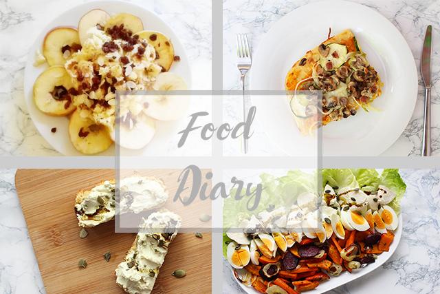 Zuckerfrei Food Diary