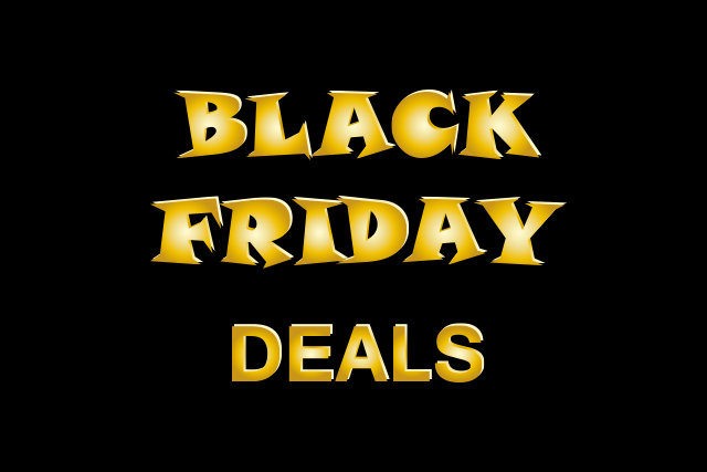 Black Friday Deals 2016 – Ein kleiner Überblick
