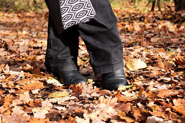 Boots, Jeans und TAHTI Bag