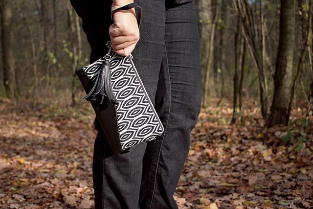 TAHTI Bag und Jeans