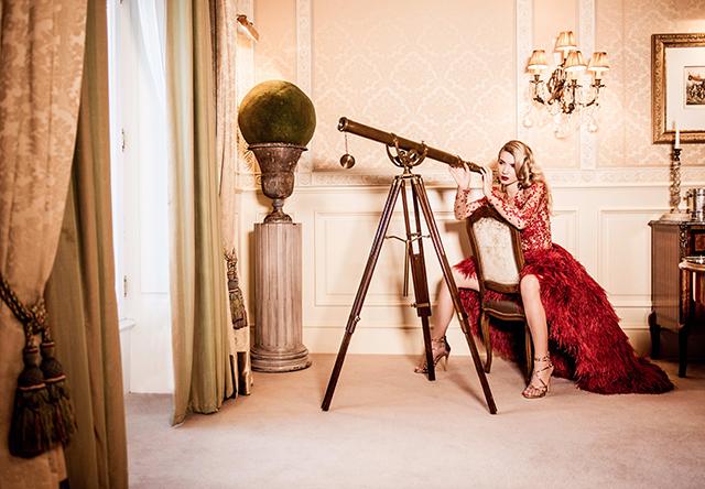 Eva Poleschinski Dress I