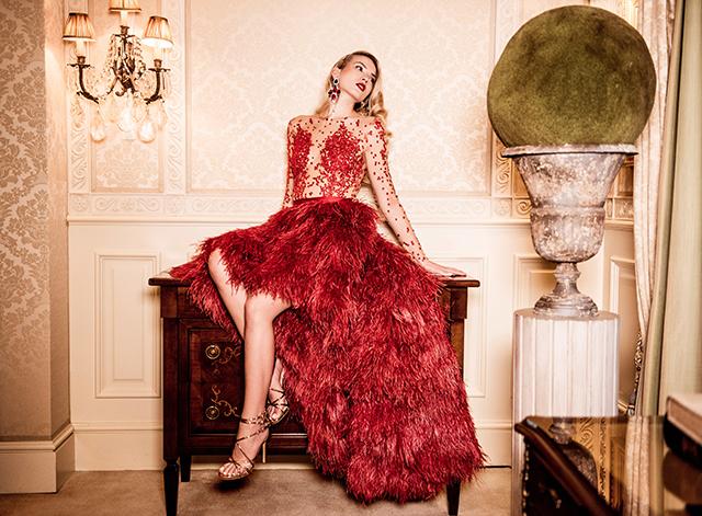 Eva Poleschinski Dress II