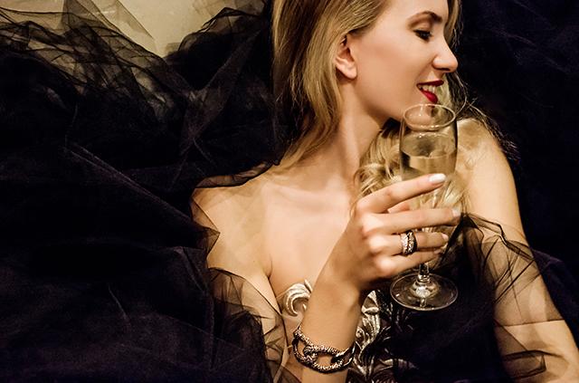 Eva Poleschinski Dress III