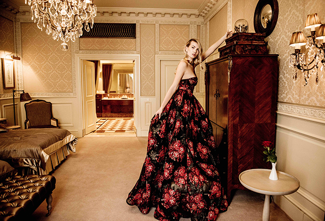 Eva Poleschinski Dress
