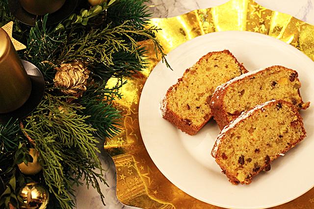 Früchtekuchen – Perfekt für die Adventszeit