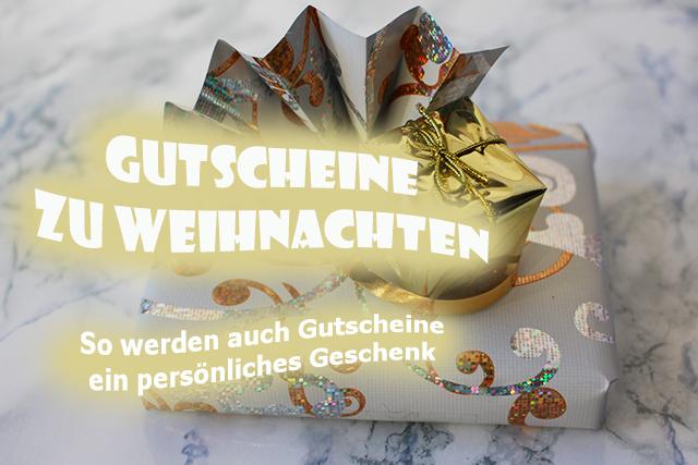Christmas Gift Guide – Gutscheine die jeder brauchen kann! Teil II*