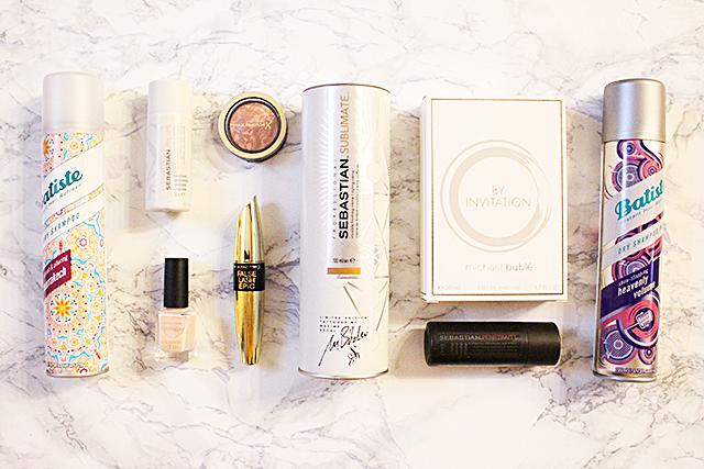 Kosmetik und Pflegeprodukte Goodie Bag Dezember