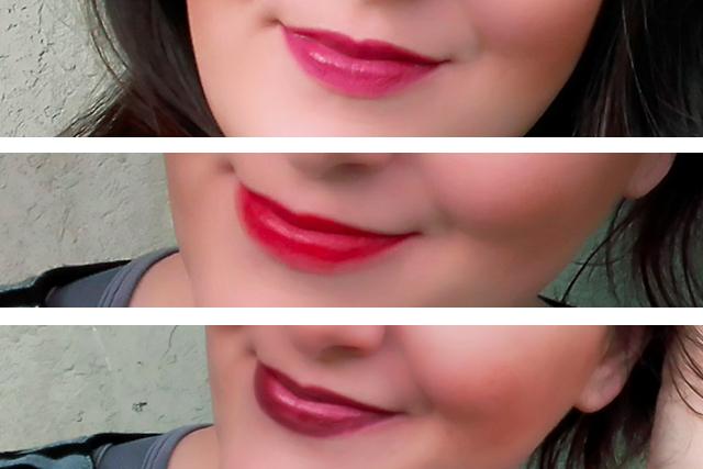 Lippenstift Farbe