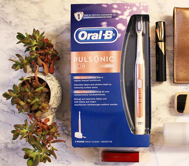 Oral B Plus Sonic