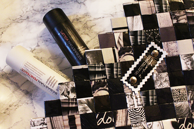 Sebastian Haarpflege und Selected Bag