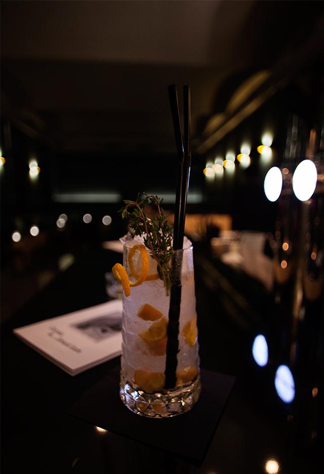 OMU Cocktail Kreationen