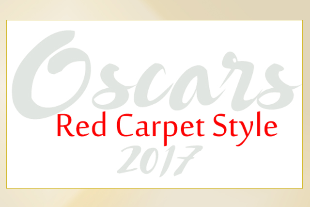 Oscars Red Carpet Style