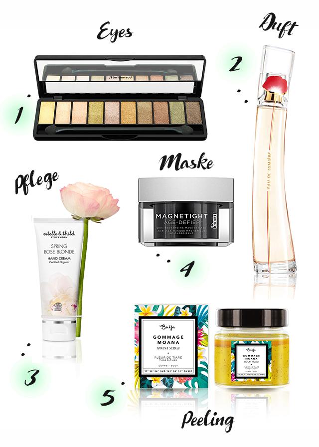 Die Top Beauty Produktneuheiten bei Marionnaud