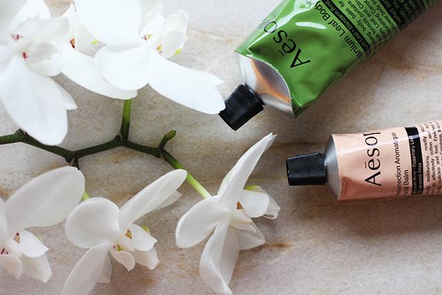 Aesop Resurection Aromatique Hand Balm & Geranium Leaf Body Balm*
