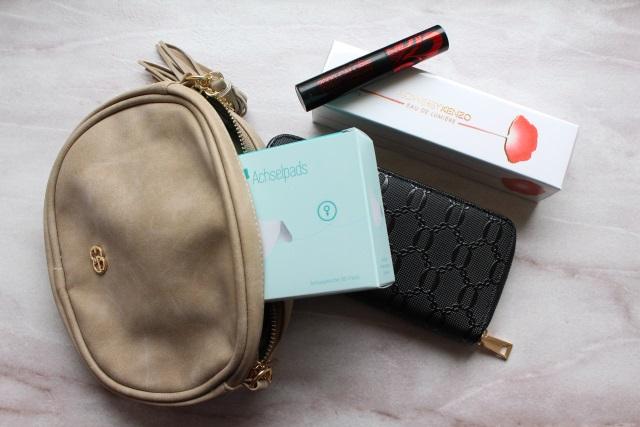 Goodie Bag Verlosung – Eau de Toilette, Sommer Creme, Mascara, Achselpads