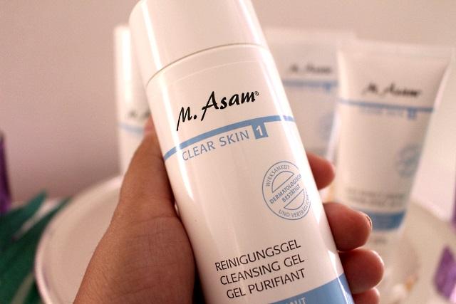 7 Tage mit dem Clear Skin Set von M.Asam®