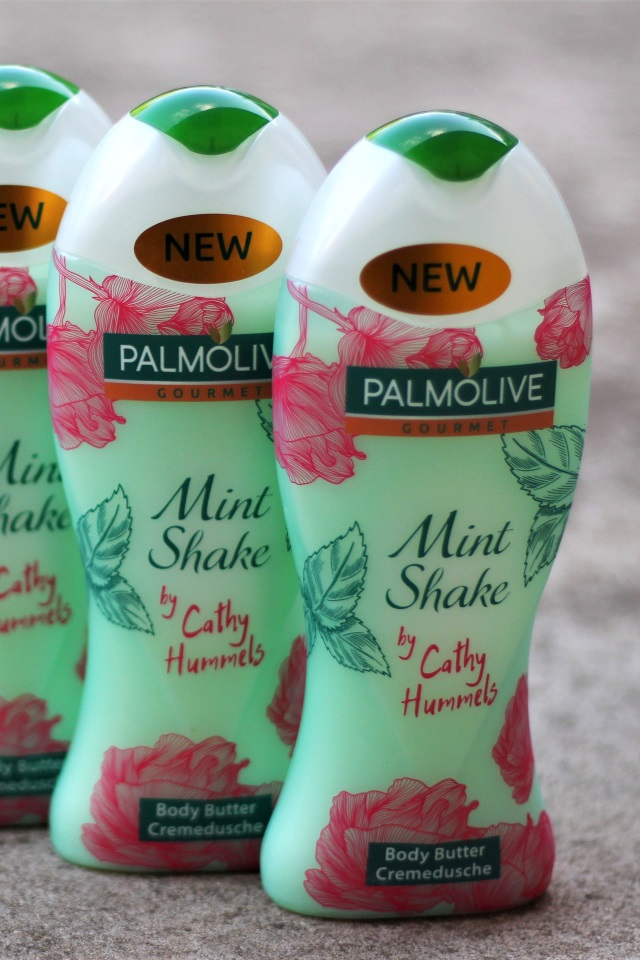 Special Edition – Mint Shake Body Butter Cremedusche by Cathy Hummels + Verlosung!