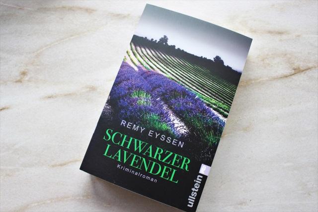 Buchempfehlung: SCHWARZER LAVENDEL von Remy Eyssen