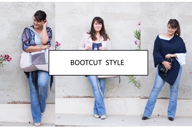 How To Wear Bootcut Jeans – 3 Looks für den Herbst