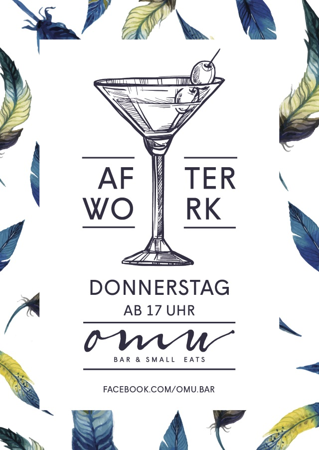 "Wohin in Wien: OMU Bar –  After Work ""Maison Extra Dry"" startet in die Saison"