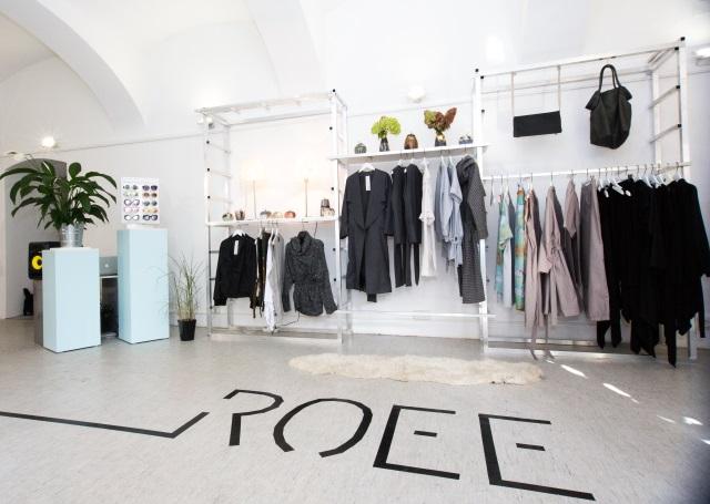 Shoppen in Wien – neuer ROEE Store inkl. Atelier
