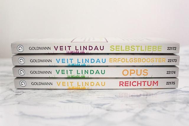 Buchempfehlung: COACH TO GO Buchbände von Veit Lindau