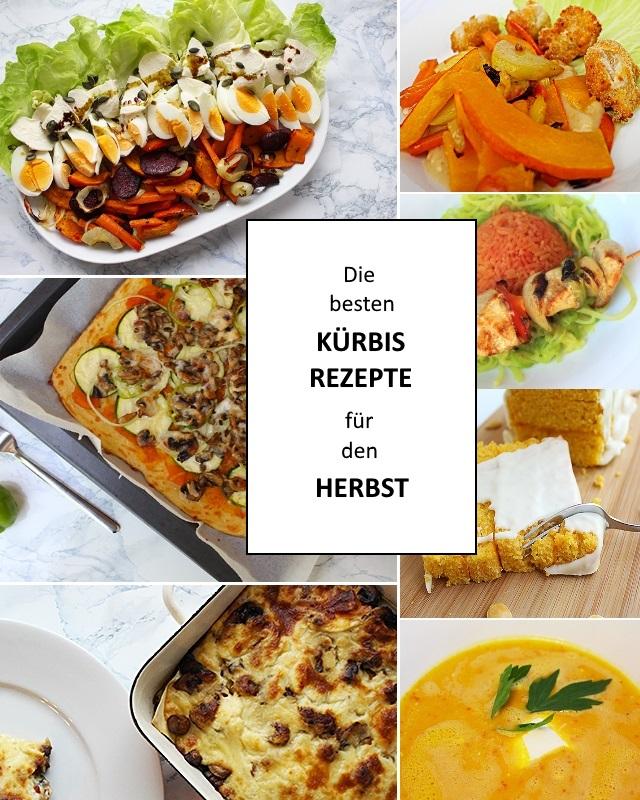 Die besten Kürbis-Rezepte für den Herbst