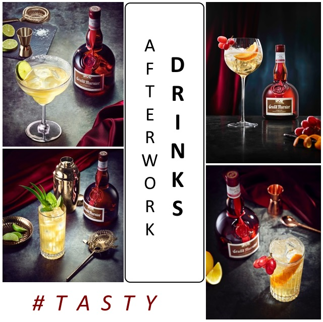 Afterwork Drinks und französischer Lifestyle