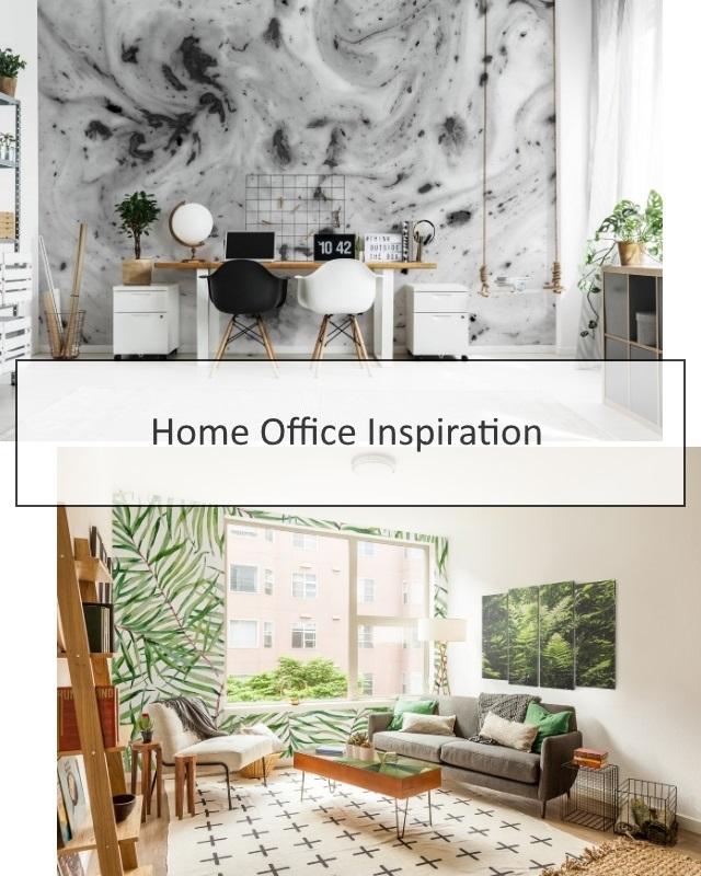 Home Office Inspiration – So kannst du deinen Arbeitsplatz gestalten