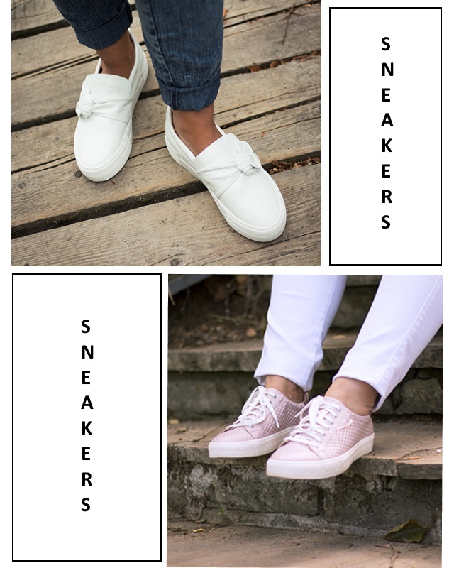 #Sneakerslover – Sneakers für alle Fälle (Basics, Business, Alltag…)