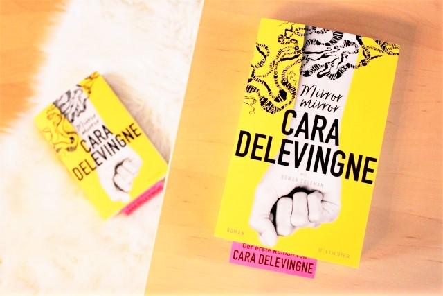 """Mirror, Mirror"" – Der Debütroman von Cara Delevingne"