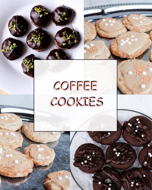 Coffee Cookies – aromatische Kekse mit Kaffee Geschmack