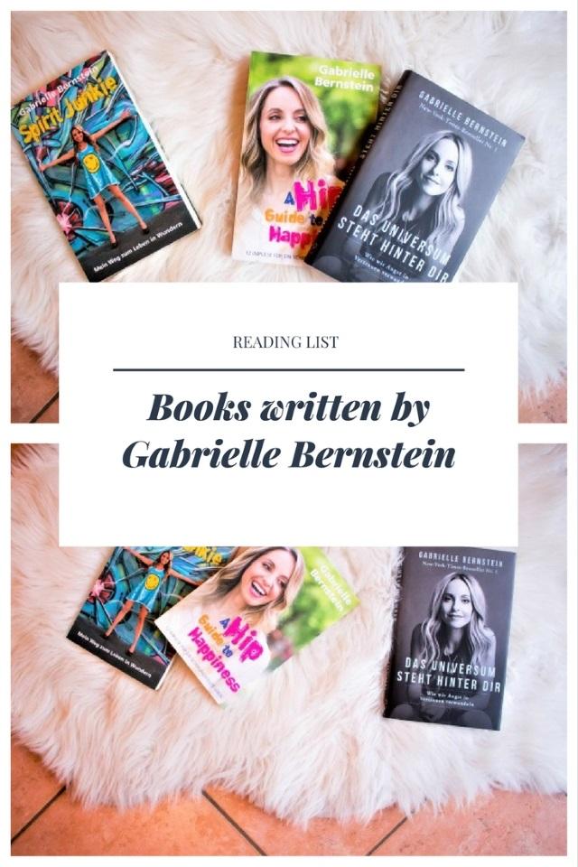 Spiritualität & Happiness – Bücher von Gabrielle Bernstein