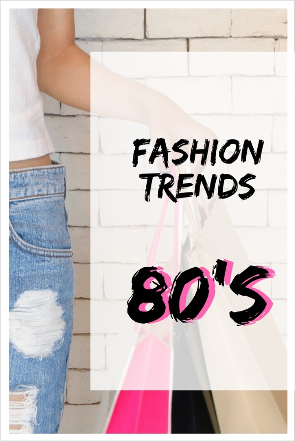 80's Fashion Trends – Das war in den 80er Jahren modern