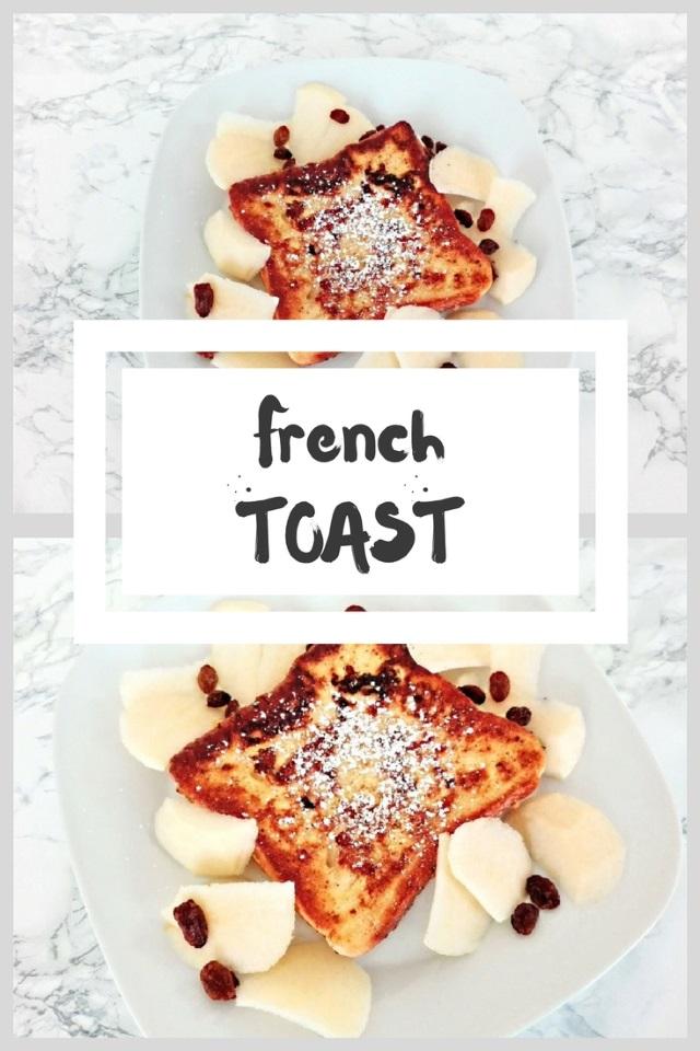 Der FRENCH TOAST – Ein leckeres, einfaches, schnelles und günstiges Essen!