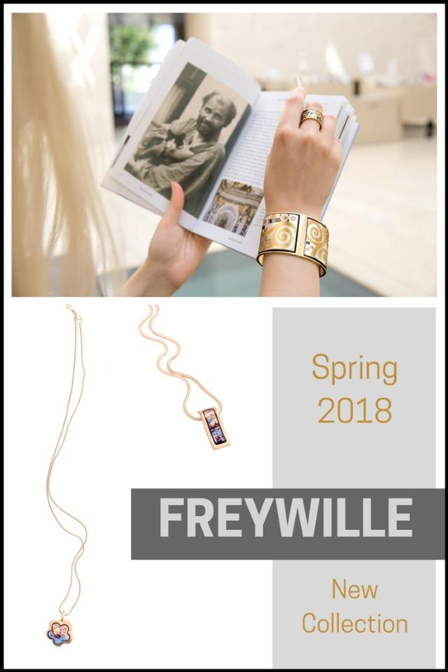 FREYWILLE – Die neuen Kollektionen sind da, inspiriert von Kunst und farbenfrohen Schmetterlingen