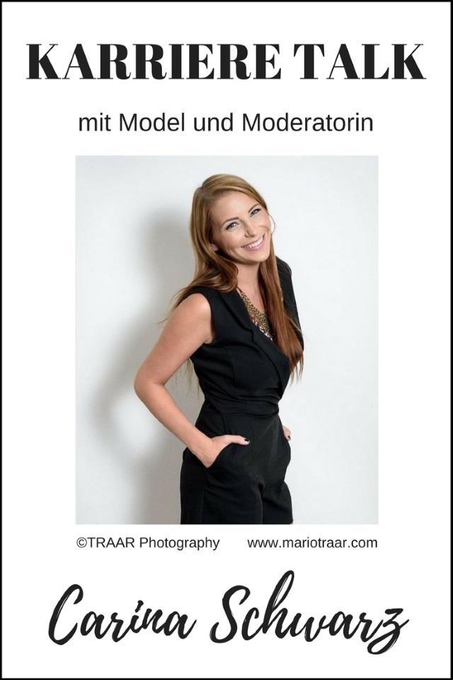 KARRIERE TALK mit Model und Moderatorin Carina Schwarz