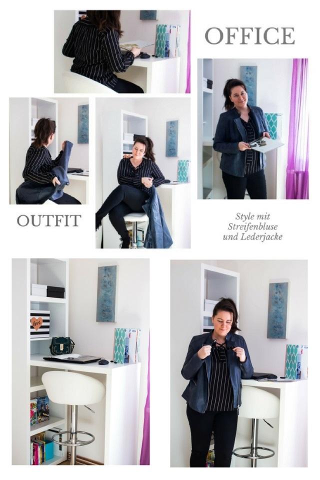 Office Outfit + Tipps für Selbstständigkeit, Zeitmanagement & Co