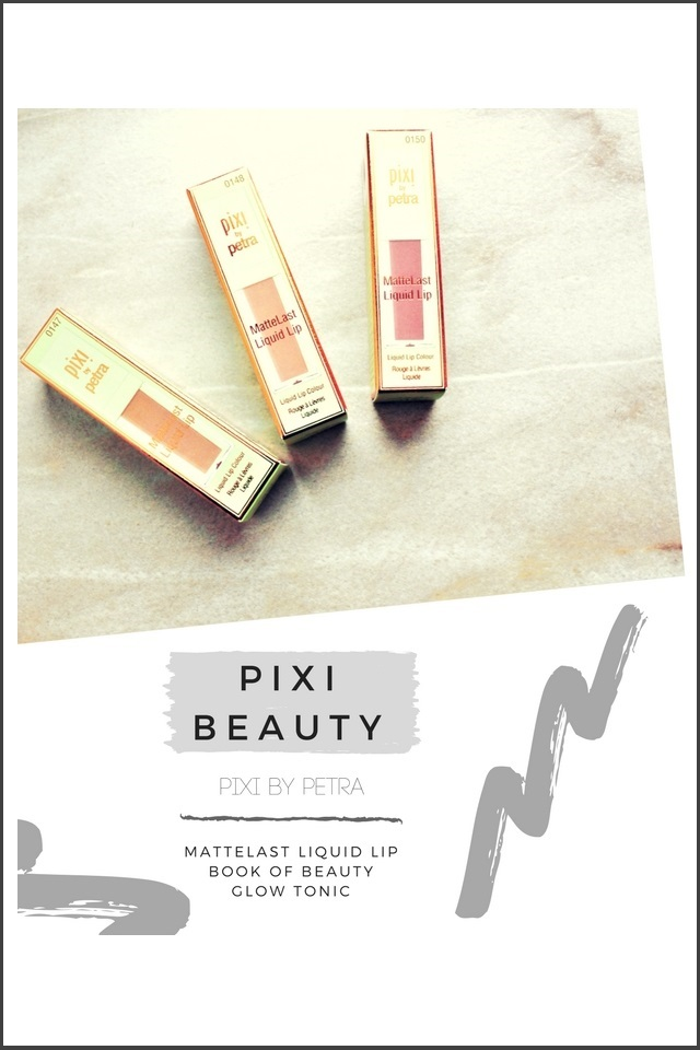 Top Beauty Produkte von PIXI by Petra – Glow Tonic, Liquid Lip, Contour Creator