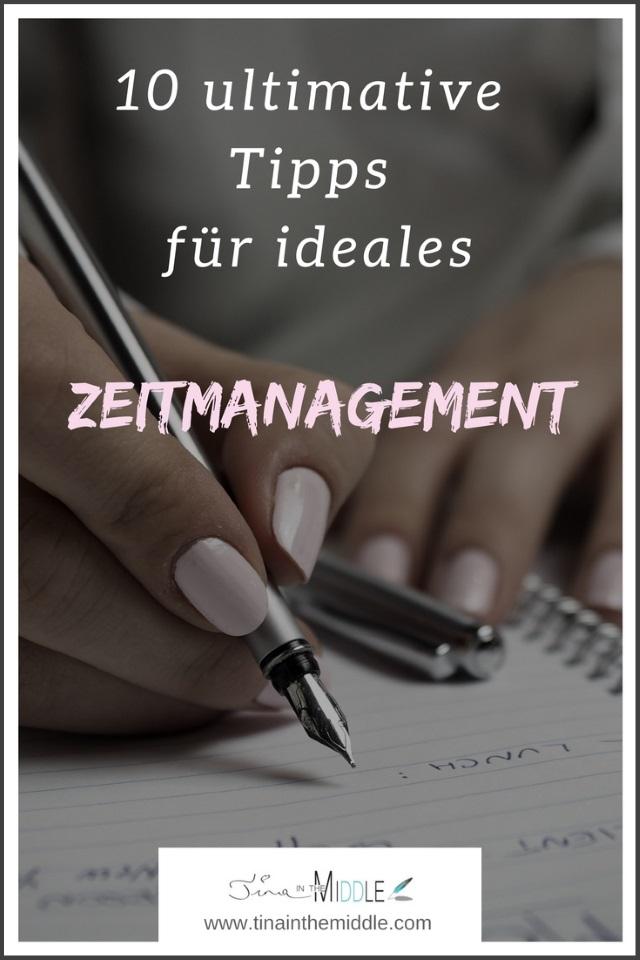 10 ultimative Tipps für ideales Zeitmanagement