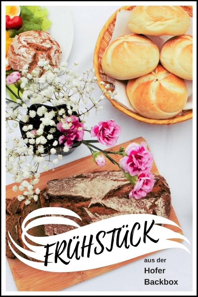 Frühstück aus der Hofer Backbox – gesund, herzhaft oder süß