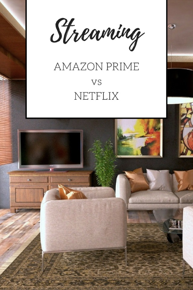 Streaming-Dienste: Amazon Prime vs. Netflix