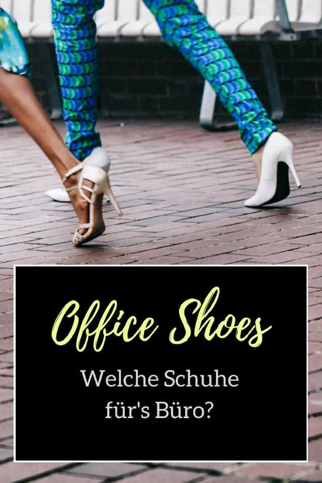 OFFICE SHOES – Schuhe, die für Sommertage im Büro ideal sind