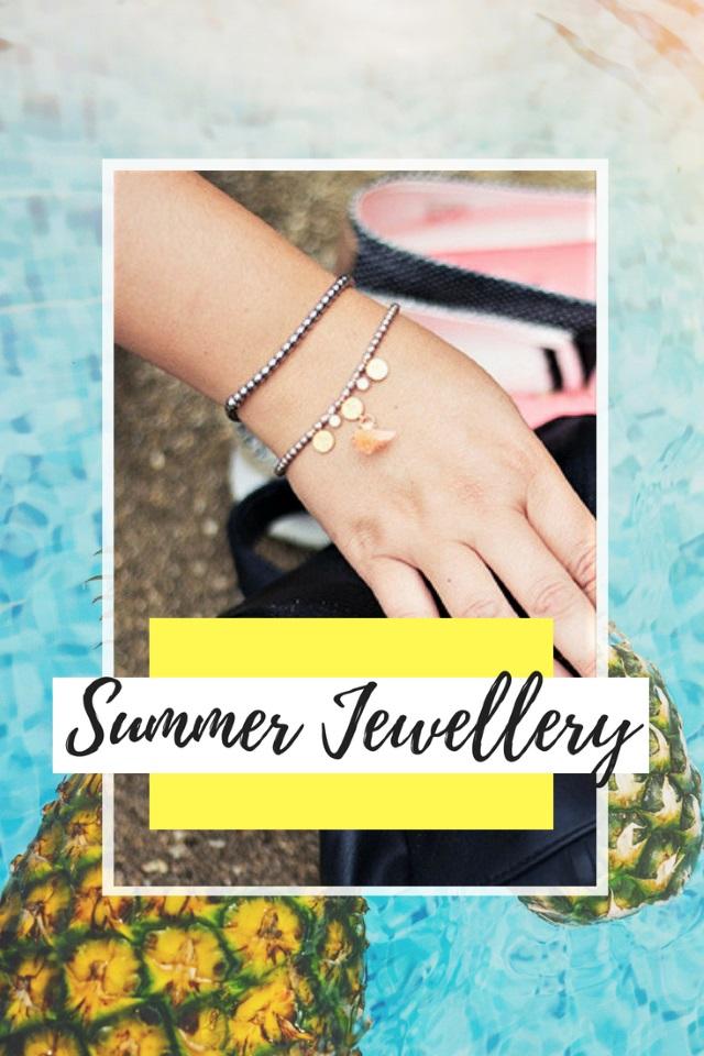 Summer Jewellery – Schmucktrends für den Sommer