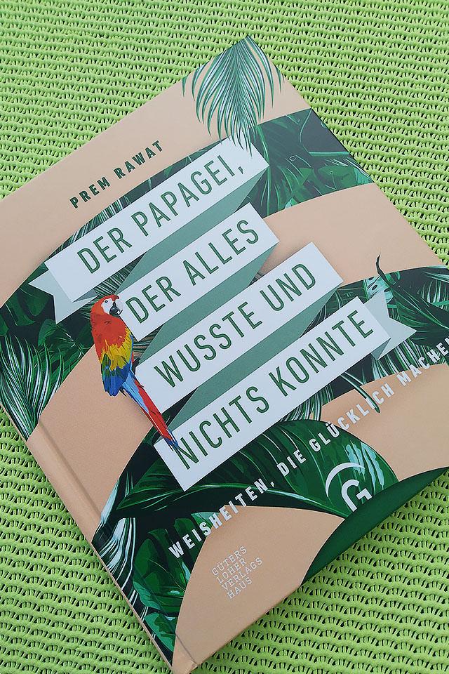 #Buchtipp: Der Papagei, der alles wusste und nichts konnte