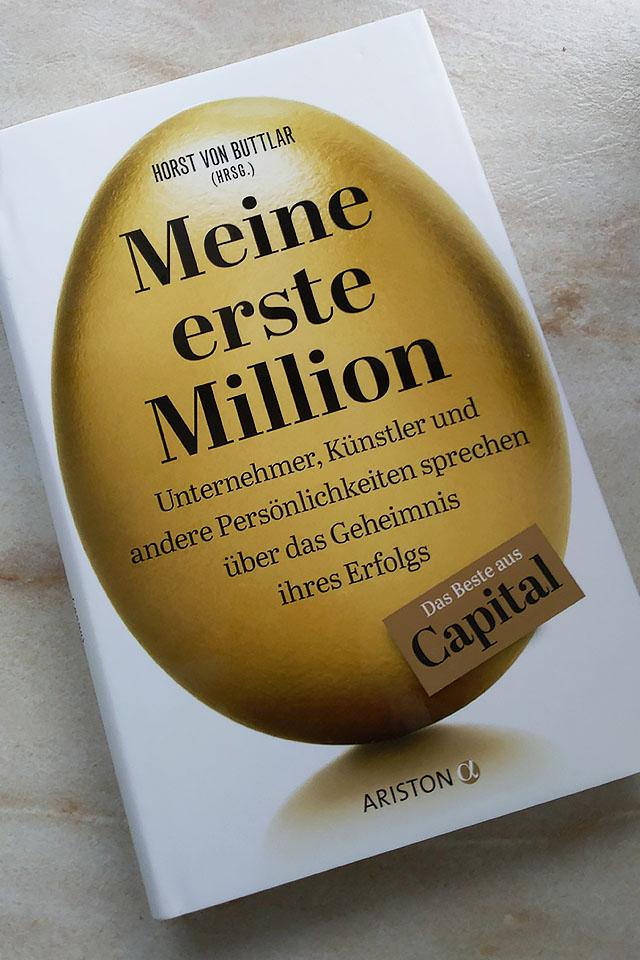 #Buchkritik – Meine erste Million!