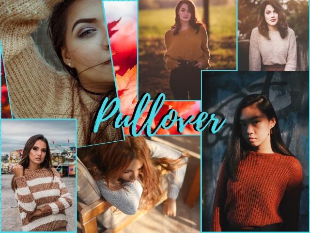 Pullover Time – Das sind die Pullover Trends im Herbst/Winter 2018