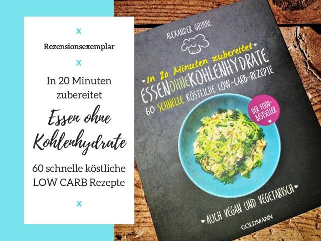 In 20 Minuten zubereitet – Essen ohne Kohlenhydrate